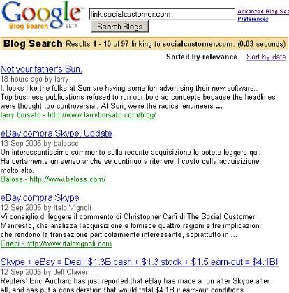 Googleblogsearchlinks